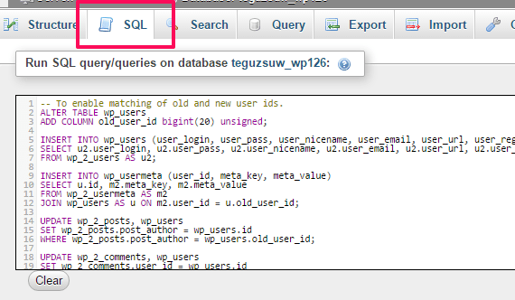 run-sql-query-sinkron-user-wp-singlesite-to-multisite