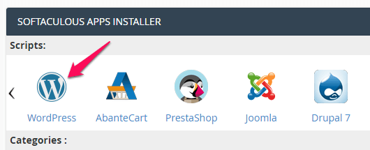 install-wordpress-via-softaculous